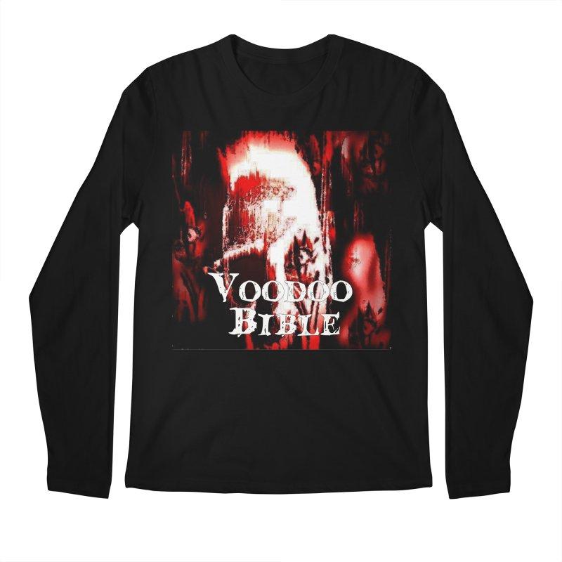 "Voodoo Bible - ""Black Tarot"" Men's Regular Longsleeve T-Shirt by Venus Aeon (clothing)"