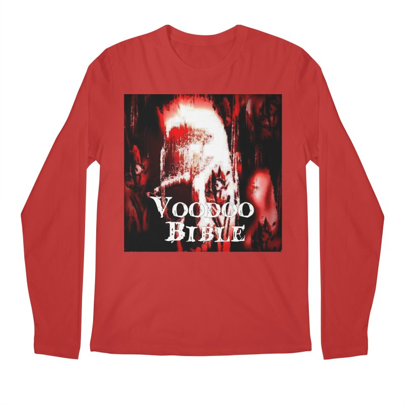 "Voodoo Bible - ""Black Tarot"" Men's Regular Longsleeve T-Shirt by Venus Aeon (clothing)"