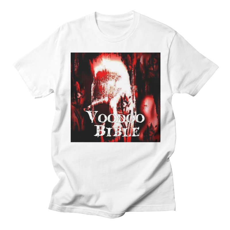 "Voodoo Bible - ""Black Tarot"" Women's Regular Unisex T-Shirt by Venus Aeon (clothing)"