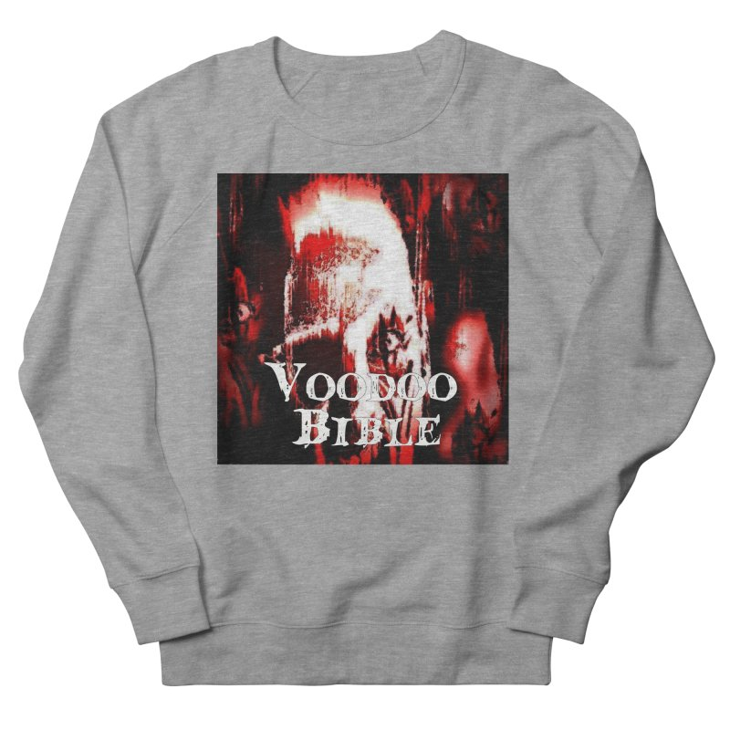 "Voodoo Bible - ""Black Tarot"" Men's Sweatshirt by Venus Aeon (clothing)"