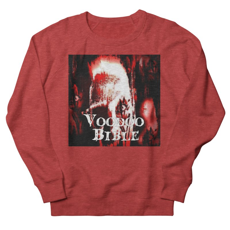 "Voodoo Bible - ""Black Tarot"" Men's Sweatshirt by Venus Aeon (clothing)"