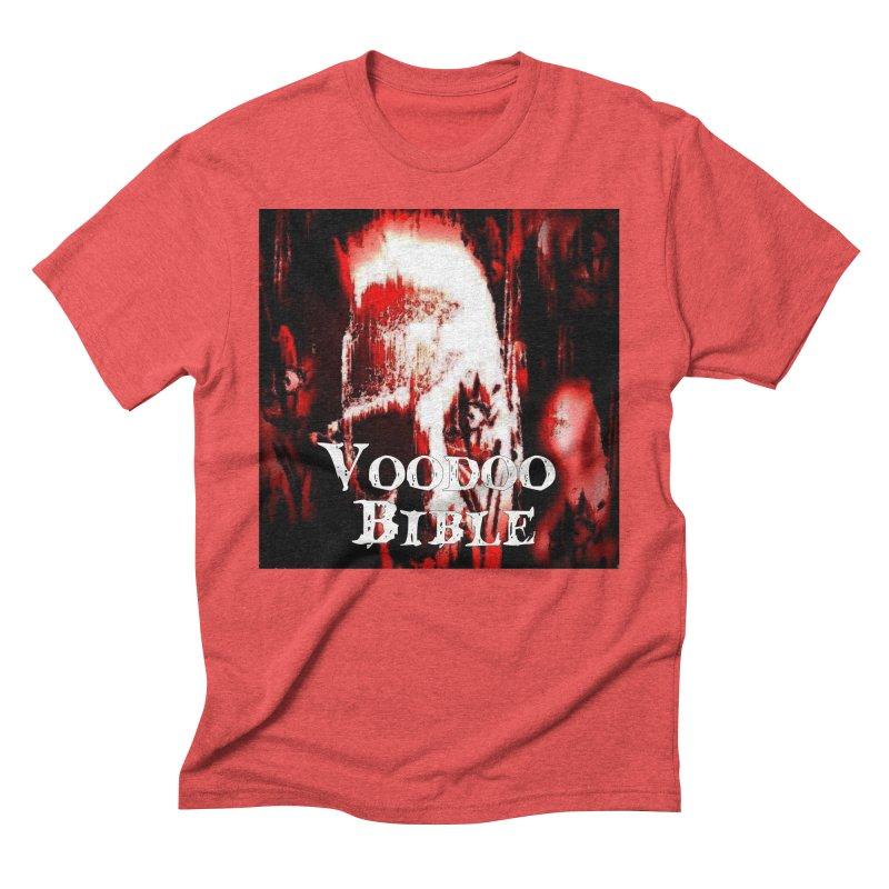 "Voodoo Bible - ""Black Tarot"" Men's Triblend T-Shirt by Venus Aeon (clothing)"