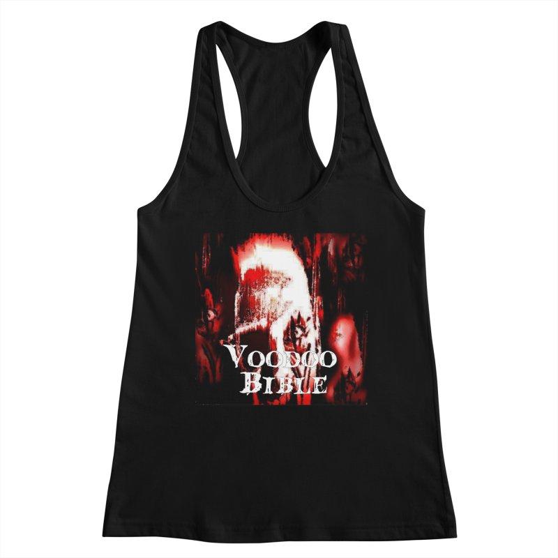 "Voodoo Bible - ""Black Tarot"" Women's Tank by Venus Aeon (clothing)"