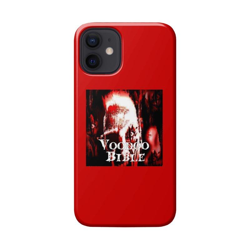 "Voodoo Bible - ""Black Tarot"" Accessories Phone Case by Venus Aeon (clothing)"