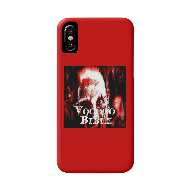 "Voodoo Bible - ""Black Tarot"" Accessories Phone Case by Venus Aeon (clothing)"