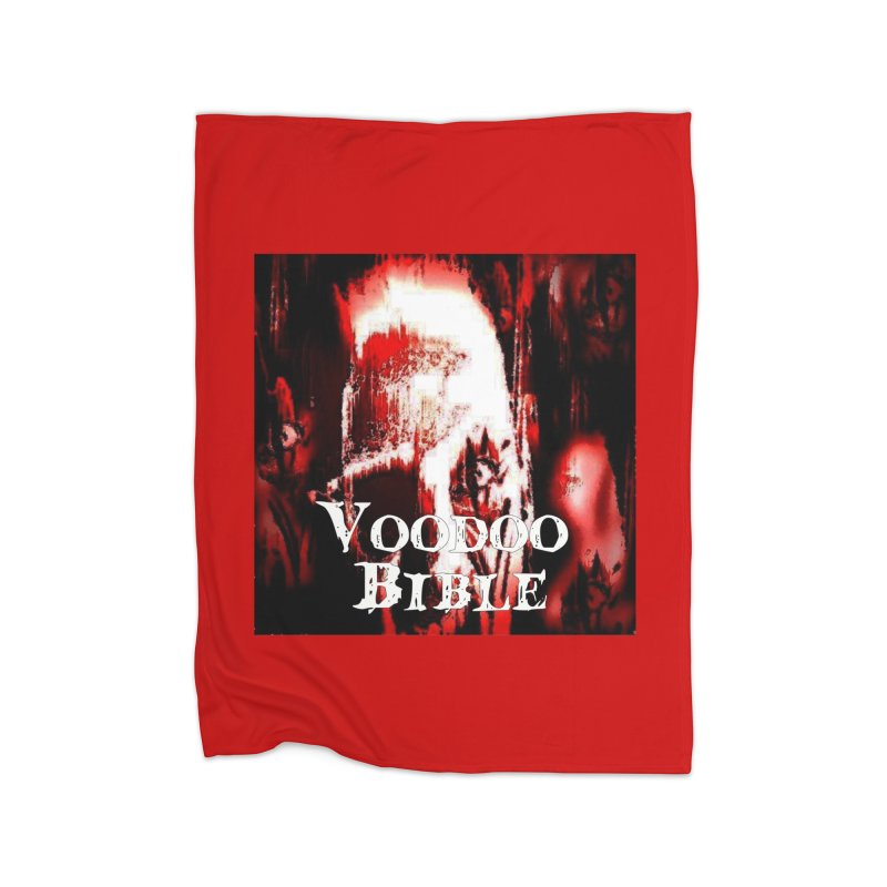 "Voodoo Bible - ""Black Tarot"" Home Blanket by Venus Aeon (clothing)"