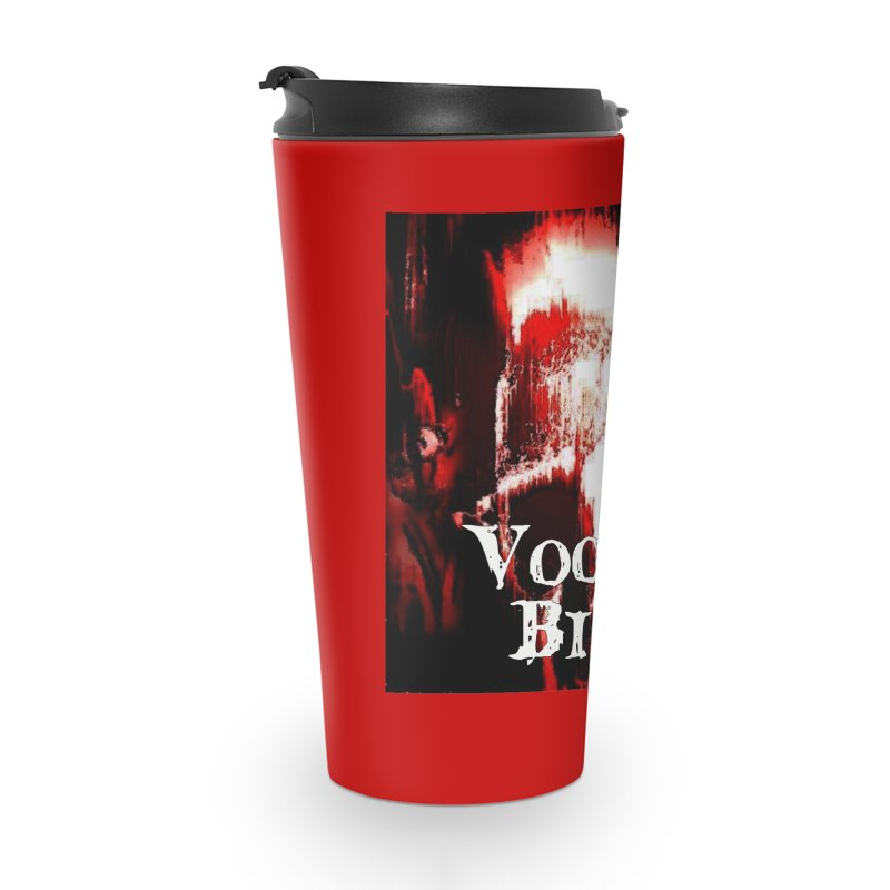 "Voodoo Bible - ""Black Tarot"" Accessories Travel Mug by Venus Aeon (clothing)"