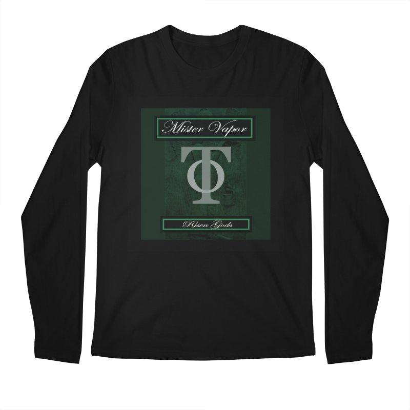 "Mister Vapor - ""Risen Gods"" Men's Longsleeve T-Shirt by Venus Aeon (clothing)"