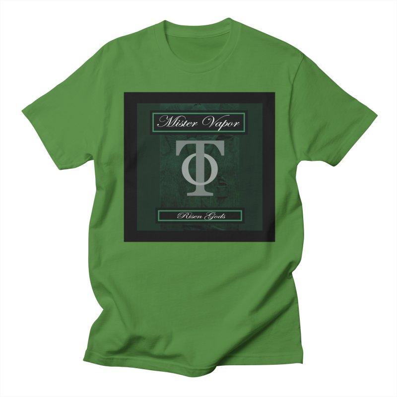 "Mister Vapor - ""Risen Gods"" Men's T-Shirt by Venus Aeon (clothing)"
