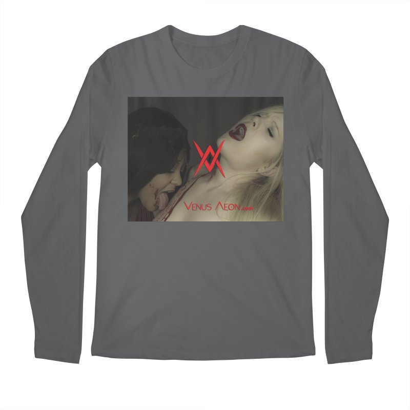 Venus Aeon - Vampyre Men's Longsleeve T-Shirt by Venus Aeon (clothing)