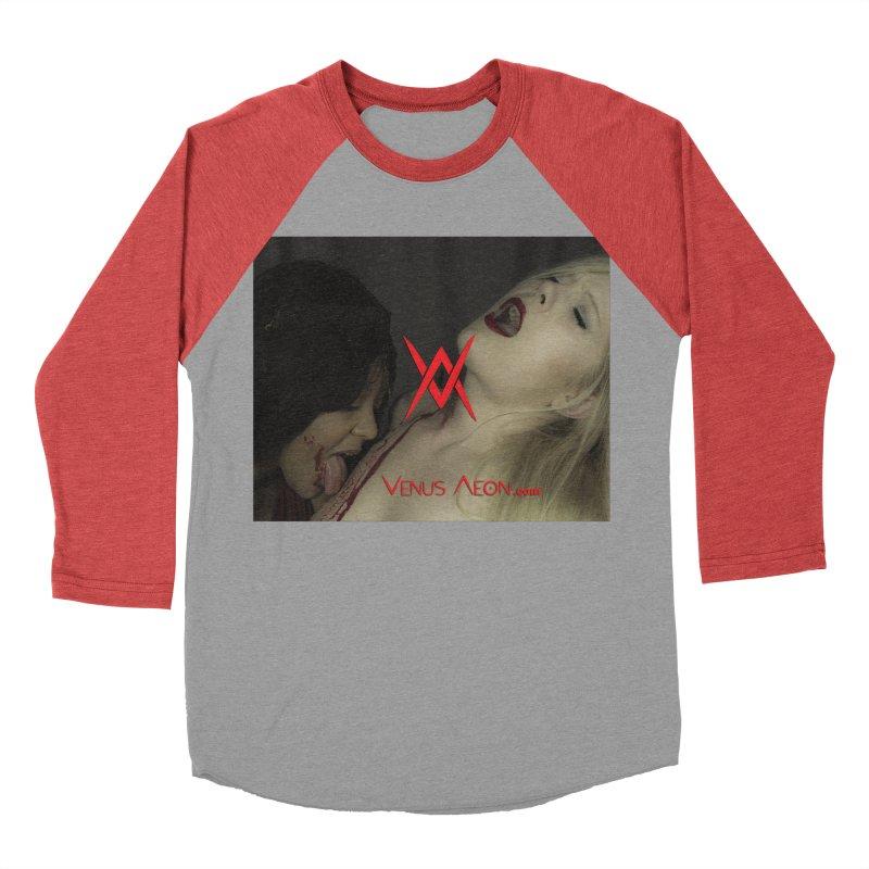 Venus Aeon - Vampyre Women's Baseball Triblend Longsleeve T-Shirt by Venus Aeon (clothing)