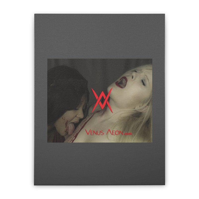 Venus Aeon - Vampyre Home Stretched Canvas by Venus Aeon (clothing)