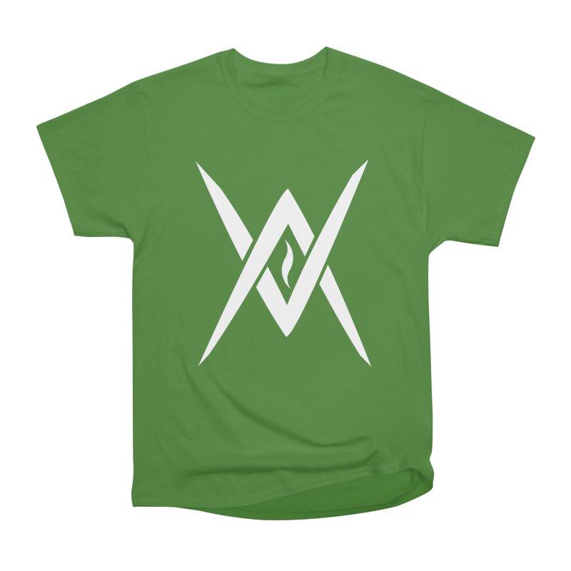 "Venus Aeon - ""Tantric Black Flame"" (White) Women's Classic Unisex T-Shirt by Venus Aeon (clothing)"