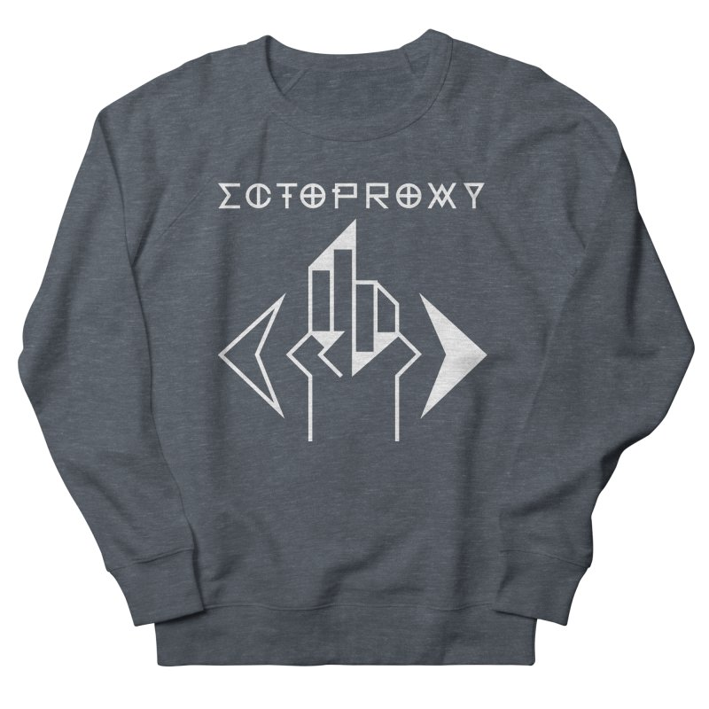 Ectoproxy (white) Women's Sweatshirt by Venus Aeon (clothing)