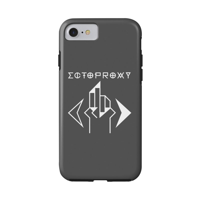 Ectoproxy (white) Accessories Phone Case by Venus Aeon (clothing)