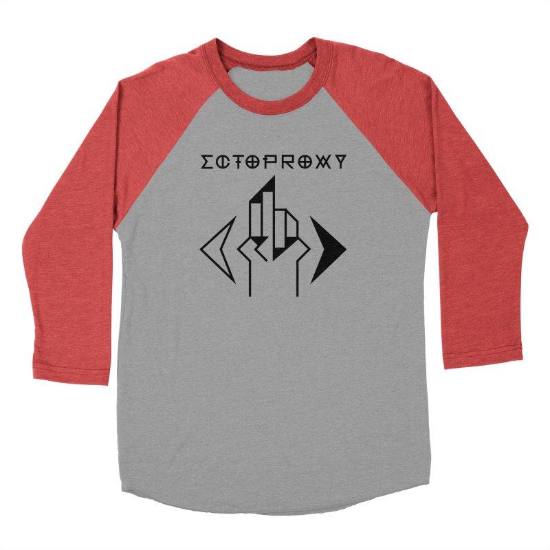 Ectoproxy (black) Men's Longsleeve T-Shirt by Venus Aeon (clothing)