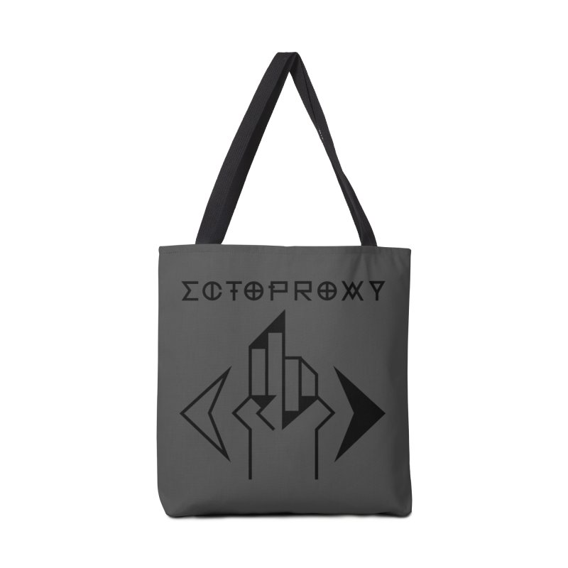 Ectoproxy (black) Accessories Bag by Venus Aeon (clothing)