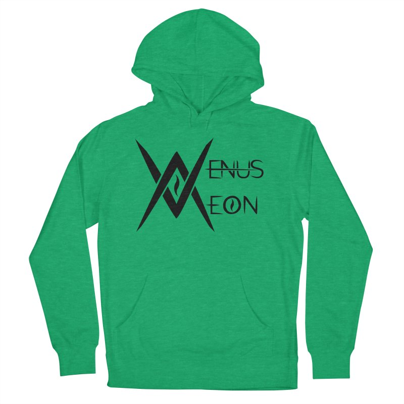 Venus Aeon logo (black) Men's Pullover Hoody by Venus Aeon (clothing)
