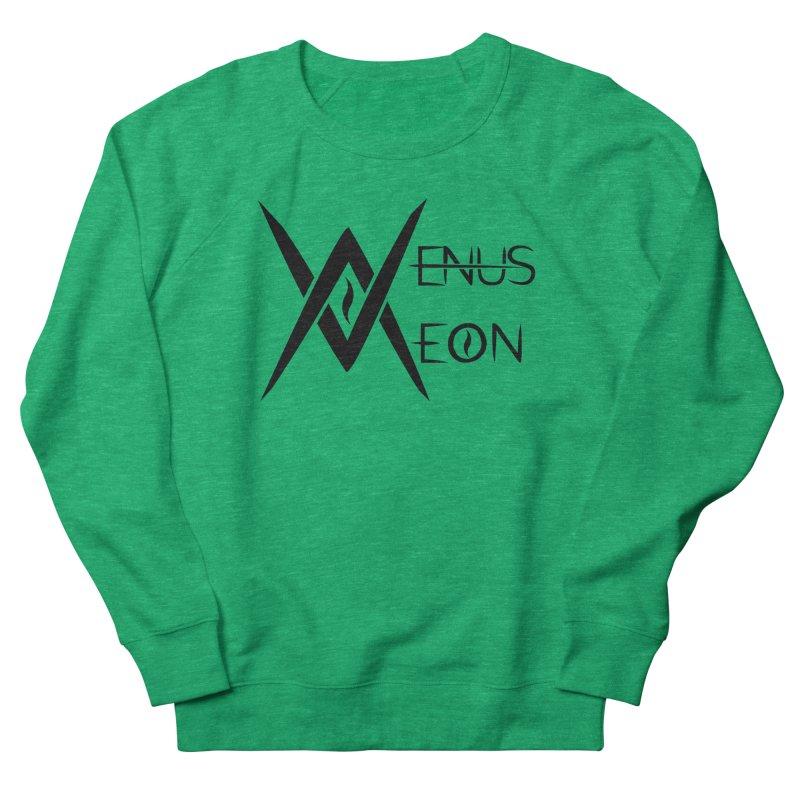 Venus Aeon logo (black) Women's Sweatshirt by Venus Aeon (clothing)
