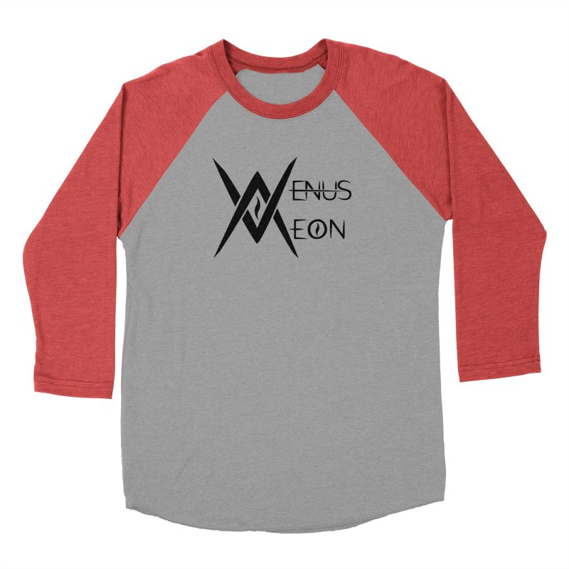 Venus Aeon logo (black) Women's Longsleeve T-Shirt by Venus Aeon (clothing)