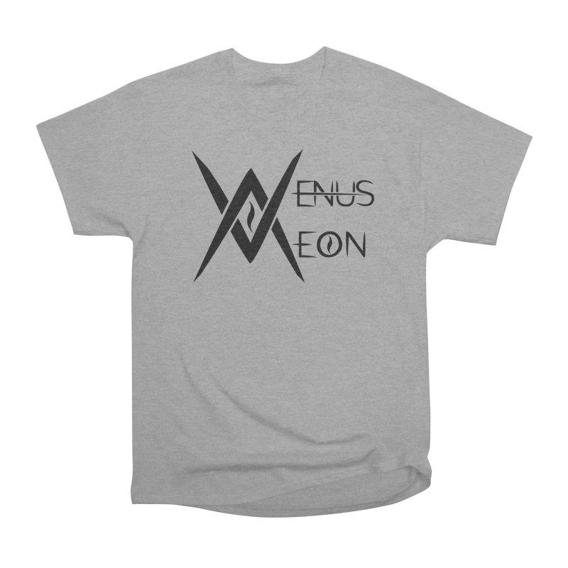 Venus Aeon logo (black) Women's Classic Unisex T-Shirt by Venus Aeon (clothing)