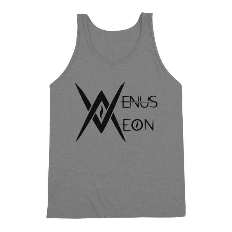 Venus Aeon logo (black) Men's Tank by Venus Aeon (clothing)