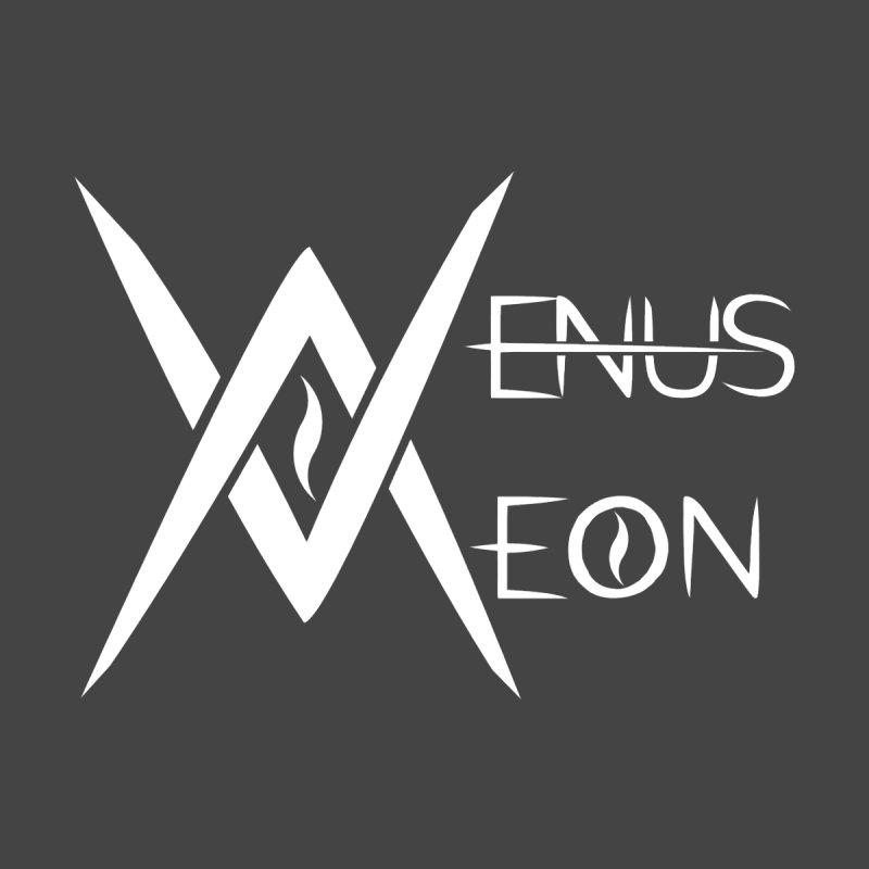Venus Aeon logo (white) by Venus Aeon (clothing)