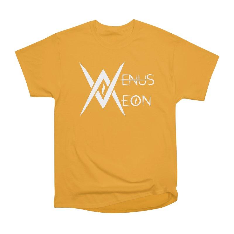 Venus Aeon logo (white) Men's Classic T-Shirt by Venus Aeon (clothing)