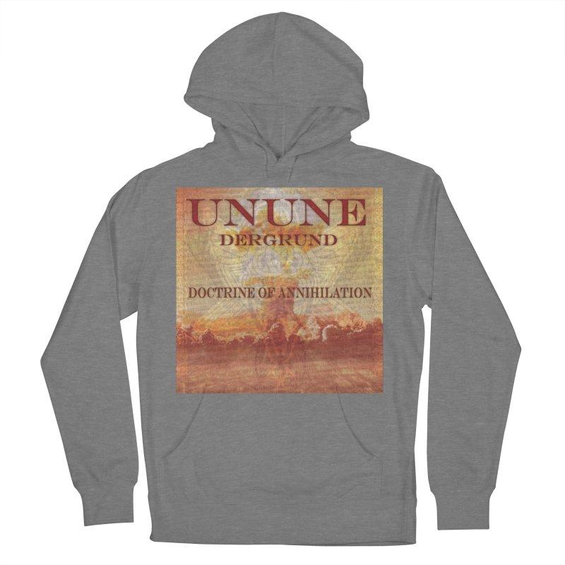 UNUNE - The Doctrine of Annihilation Women's Pullover Hoody by Venus Aeon (clothing)