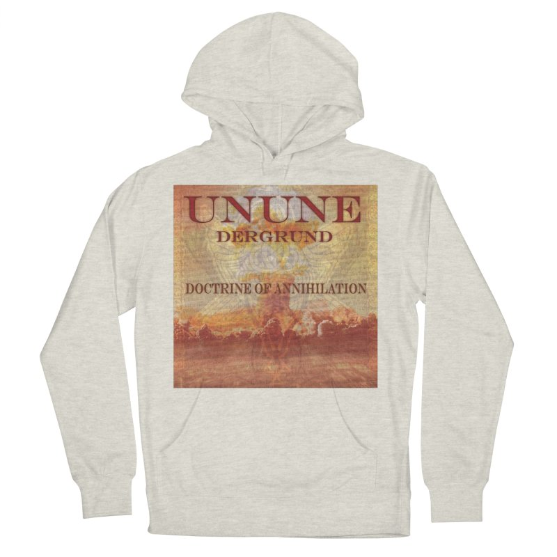 UNUNE - The Doctrine of Annihilation Women's Pullover Hoody by Venus Aeon (clothing)