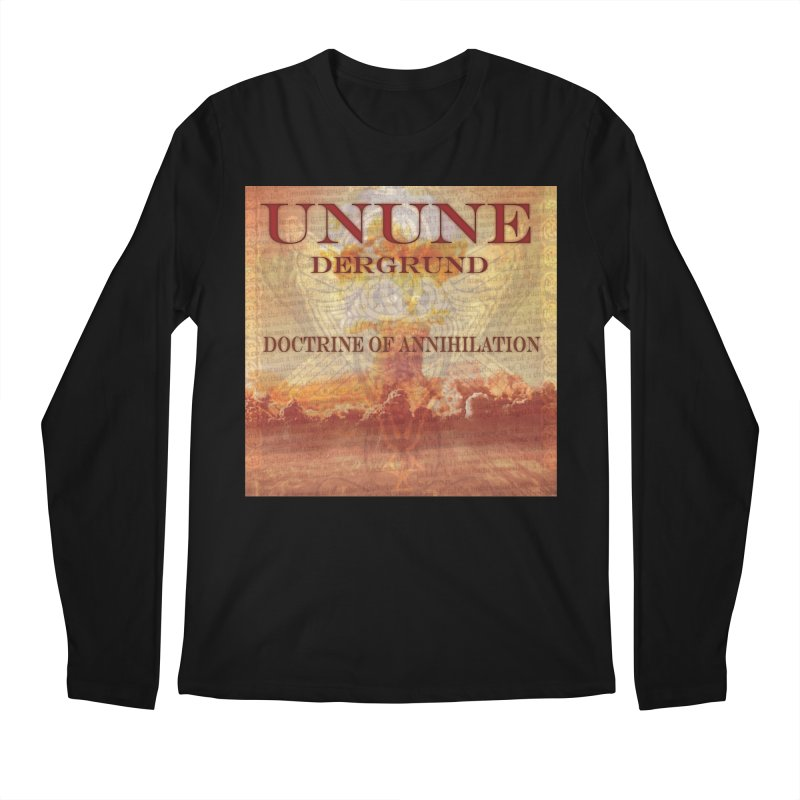UNUNE - The Doctrine of Annihilation Men's Longsleeve T-Shirt by Venus Aeon (clothing)