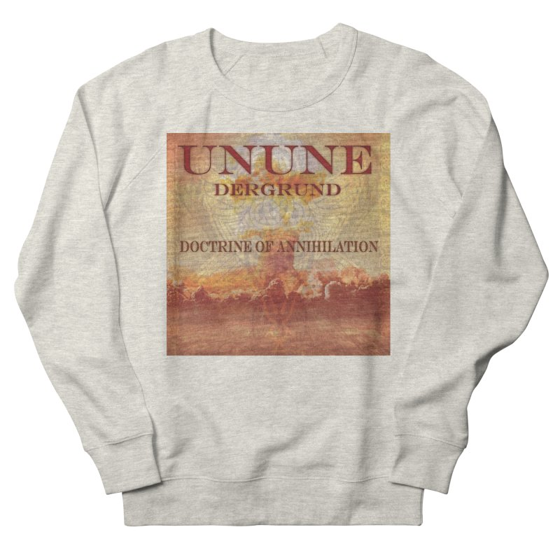 UNUNE - The Doctrine of Annihilation Men's Sweatshirt by Venus Aeon (clothing)
