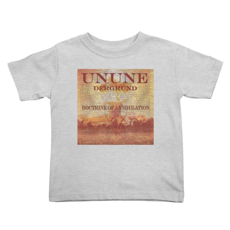 UNUNE - The Doctrine of Annihilation Kids Toddler T-Shirt by Venus Aeon (clothing)