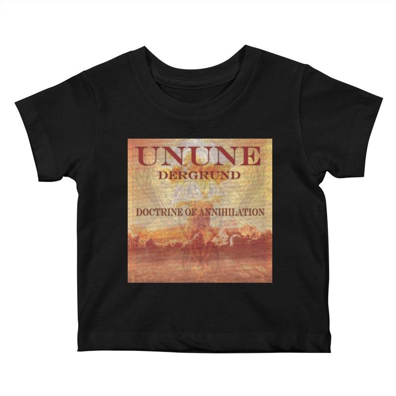 UNUNE - The Doctrine of Annihilation Kids Baby T-Shirt by Venus Aeon (clothing)