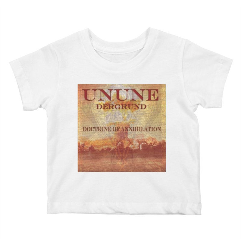 UNUNE - The Doctrine of Annihilation Kids Baby T-Shirt by Venus Aeon (clothing)