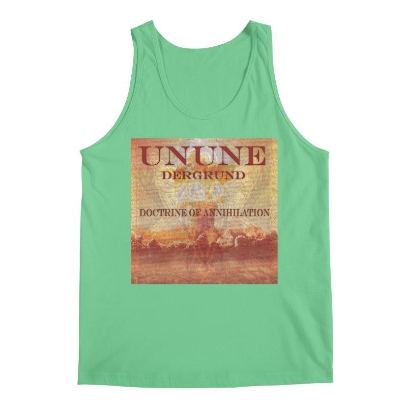 UNUNE - The Doctrine of Annihilation Men's Tank by Venus Aeon (clothing)
