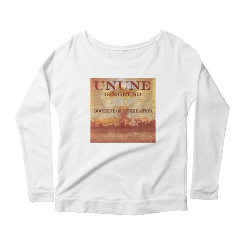 UNUNE - The Doctrine of Annihilation Women's Longsleeve T-Shirt by Venus Aeon (clothing)