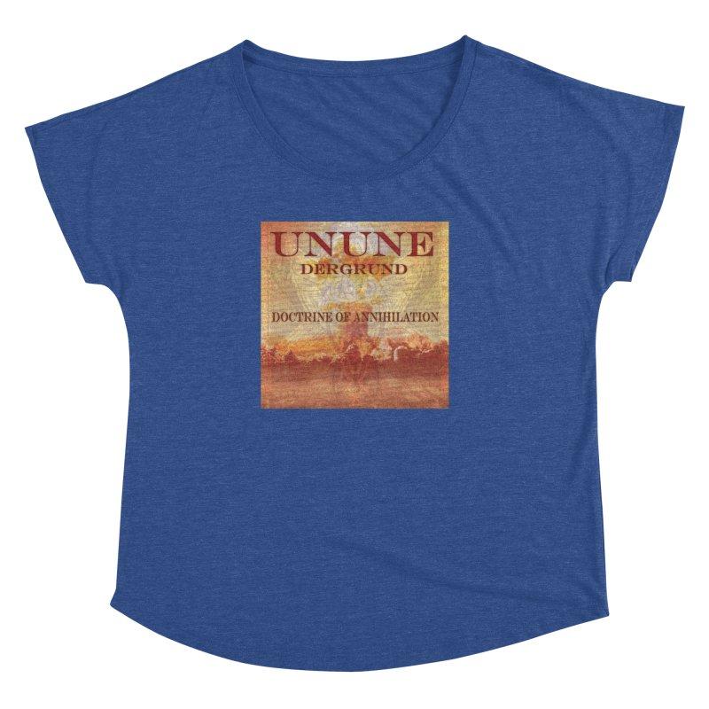 UNUNE - The Doctrine of Annihilation Women's Dolman by Venus Aeon (clothing)
