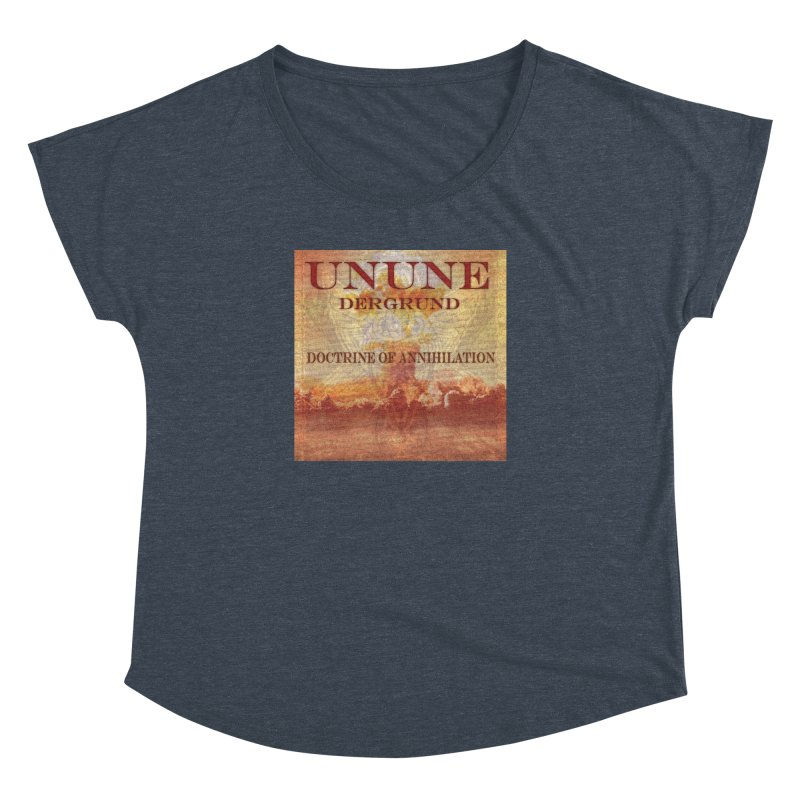 UNUNE - The Doctrine of Annihilation Women's Dolman by Venus Aeon (clothing)