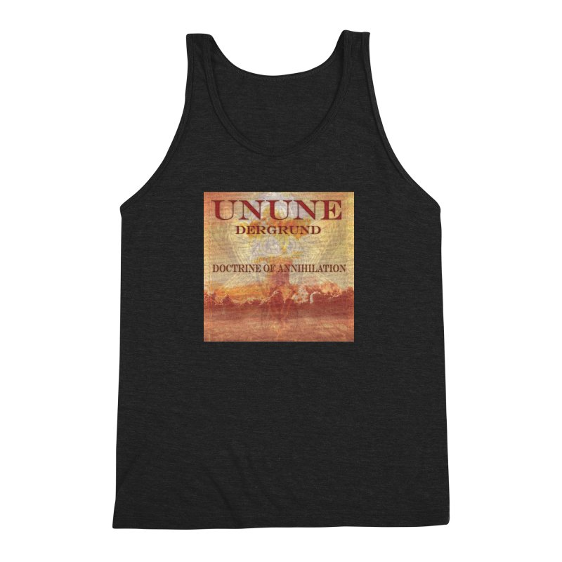 UNUNE - The Doctrine of Annihilation Men's Tank by Venus Aeon (clothing)