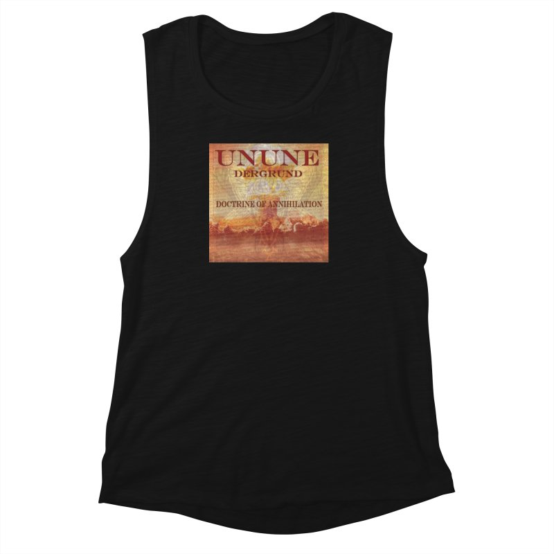 UNUNE - The Doctrine of Annihilation Women's Muscle Tank by Venus Aeon (clothing)