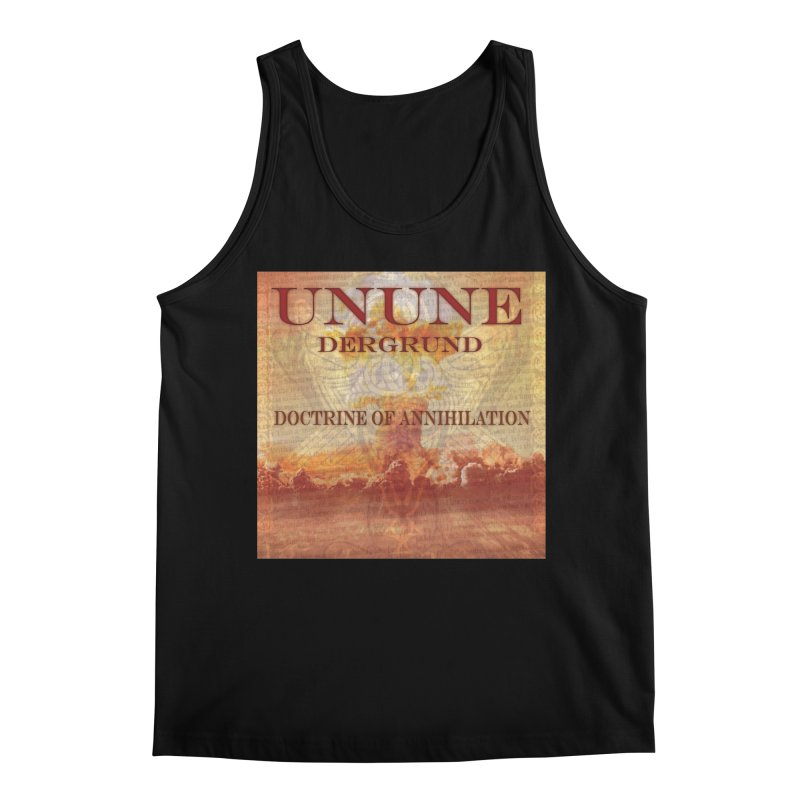 UNUNE - The Doctrine of Annihilation Men's Regular Tank by Venus Aeon (clothing)