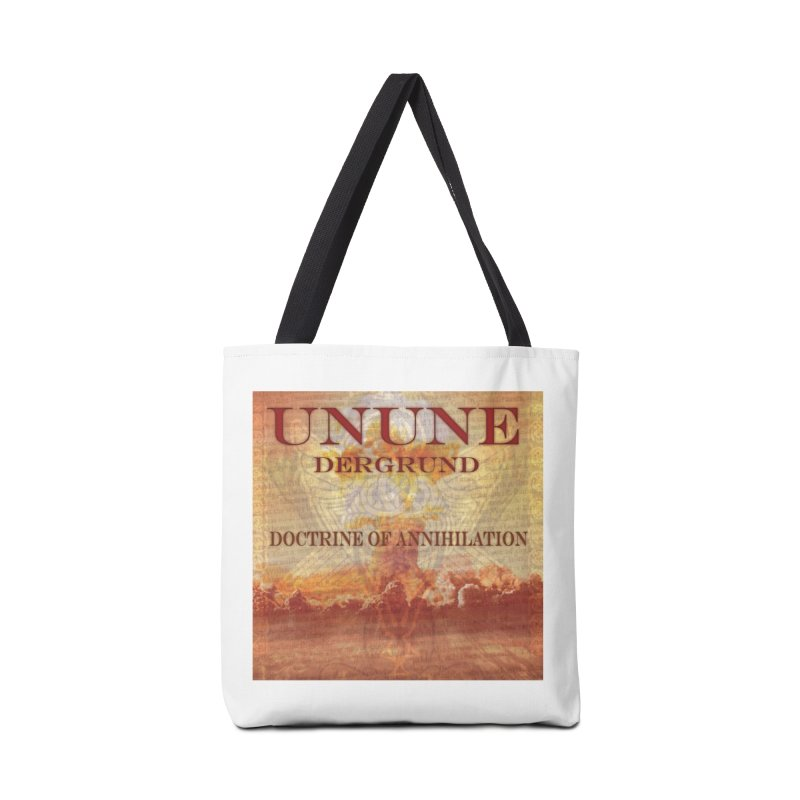 UNUNE - The Doctrine of Annihilation Accessories Tote Bag Bag by Venus Aeon (clothing)