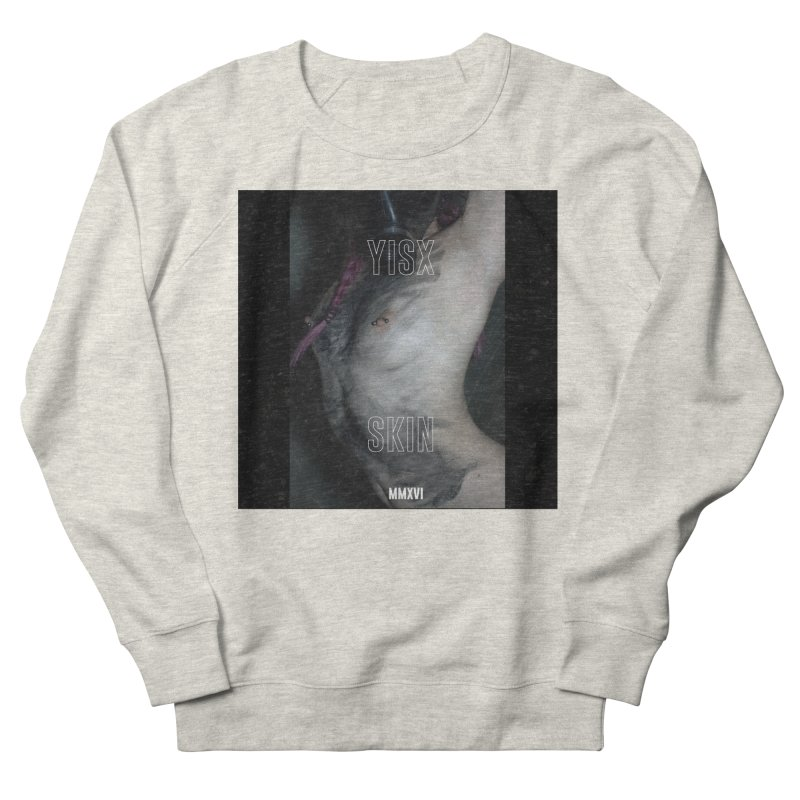 YISX - SKIN Women's French Terry Sweatshirt by Venus Aeon (clothing)