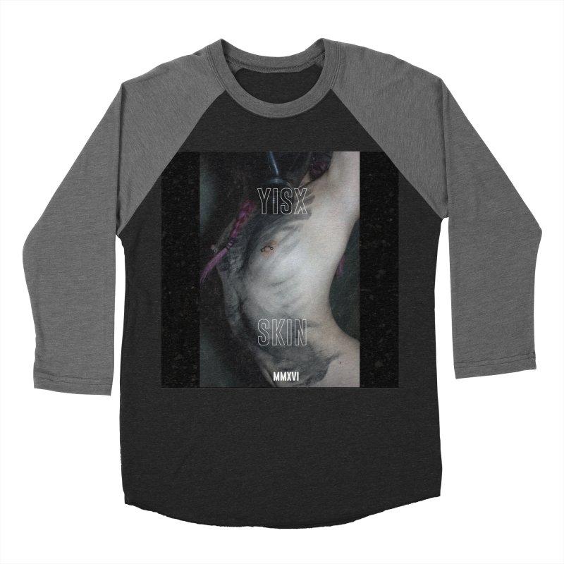 YISX - SKIN Women's Baseball Triblend T-Shirt by Venus Aeon (clothing)