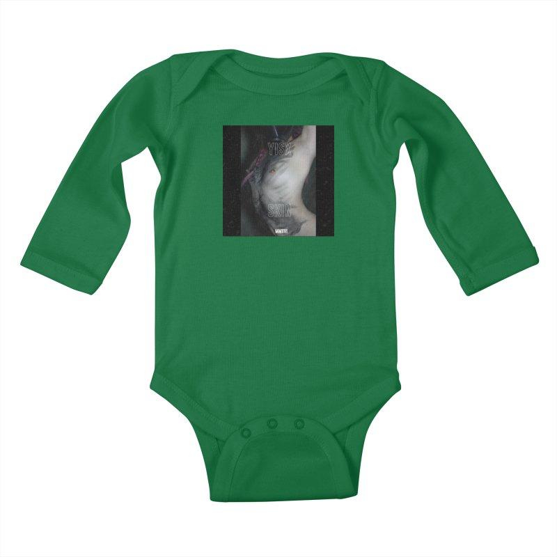 YISX - SKIN Kids Baby Longsleeve Bodysuit by Venus Aeon (clothing)