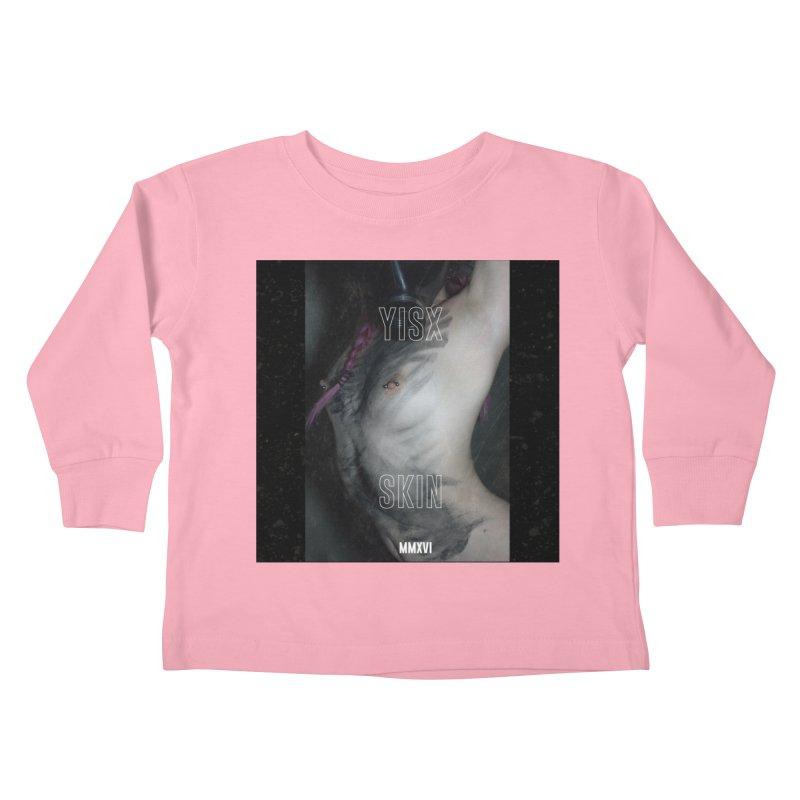 YISX - SKIN Kids Toddler Longsleeve T-Shirt by Venus Aeon (clothing)
