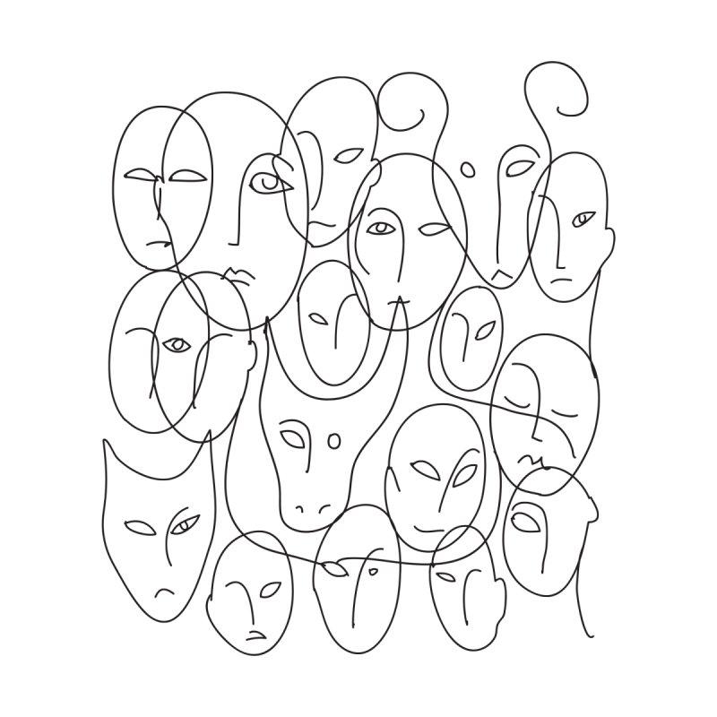 Faces by venygret's Artist Shop