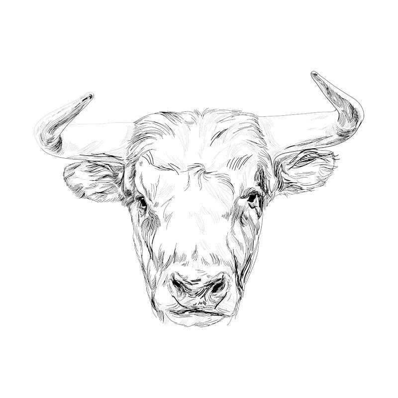 Bull Illustration by venygret's Artist Shop