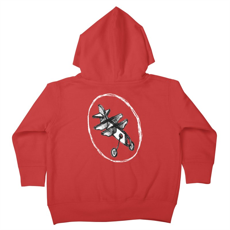 Flight Plan Kids Toddler Zip-Up Hoody by Verkstad